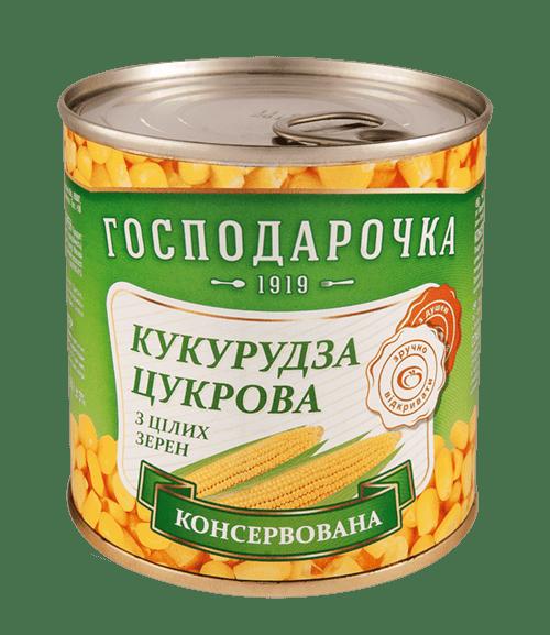 30-Kukurudza-tsukrova-konservovana-iz-tsilykh-zeren-420h-zh-b-LVK-TM-Hospodarochka-(2)