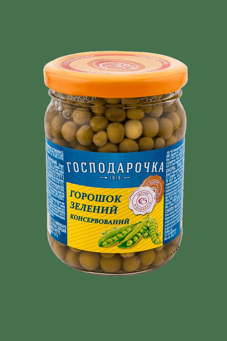 5-Horoshok-zelenyy-konservovanyy-250h-TV-TM-Hospodarochka