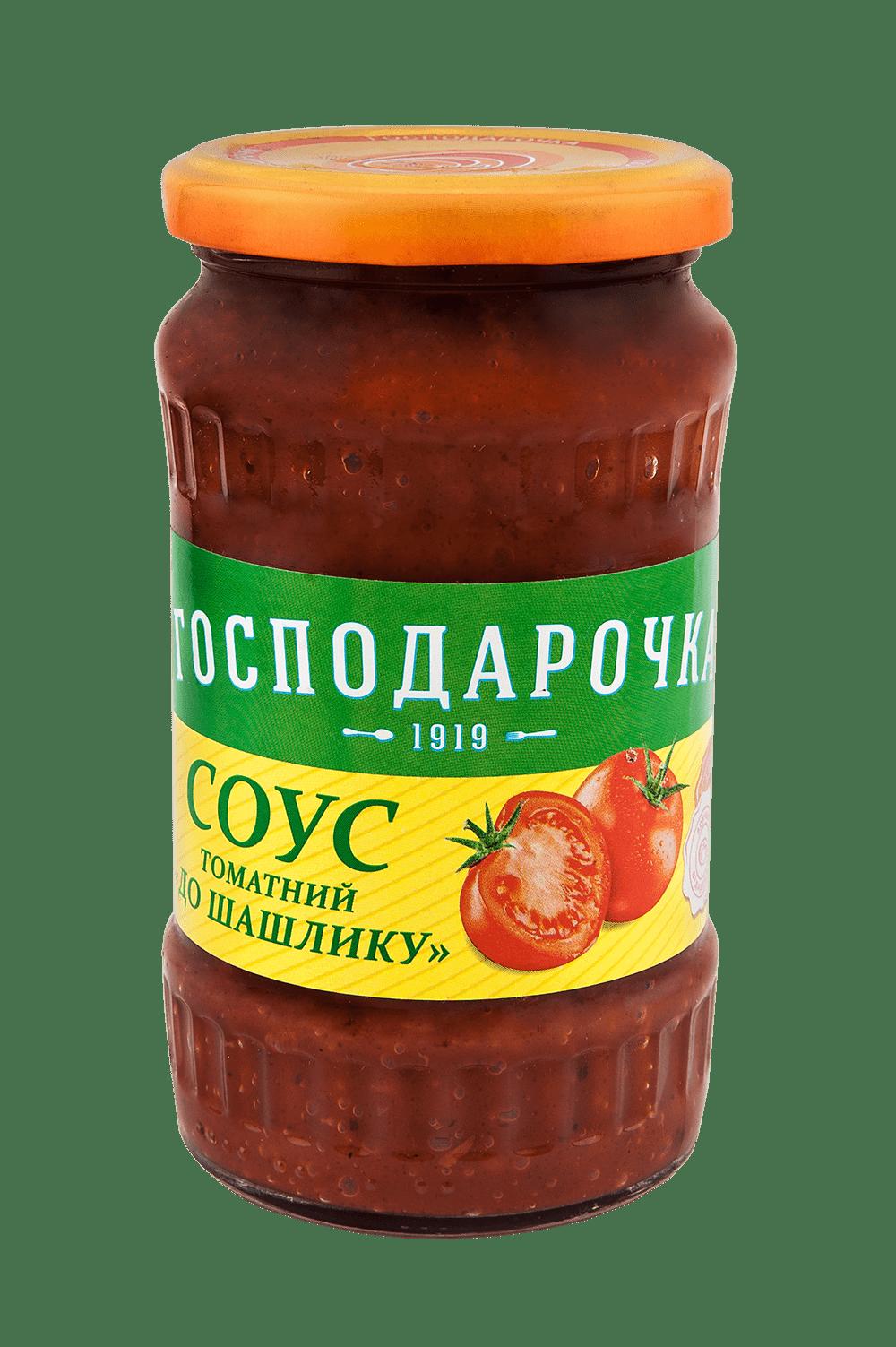 52 Sous tomatnyy Do shashlyku s-b, 360h TV TM Hospodarochka (2)